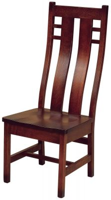 Alamo High Back Side Chair