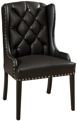 Alice Upholstered Accent Chair