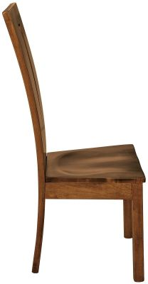 Contemporary Hardwood Dining Chair