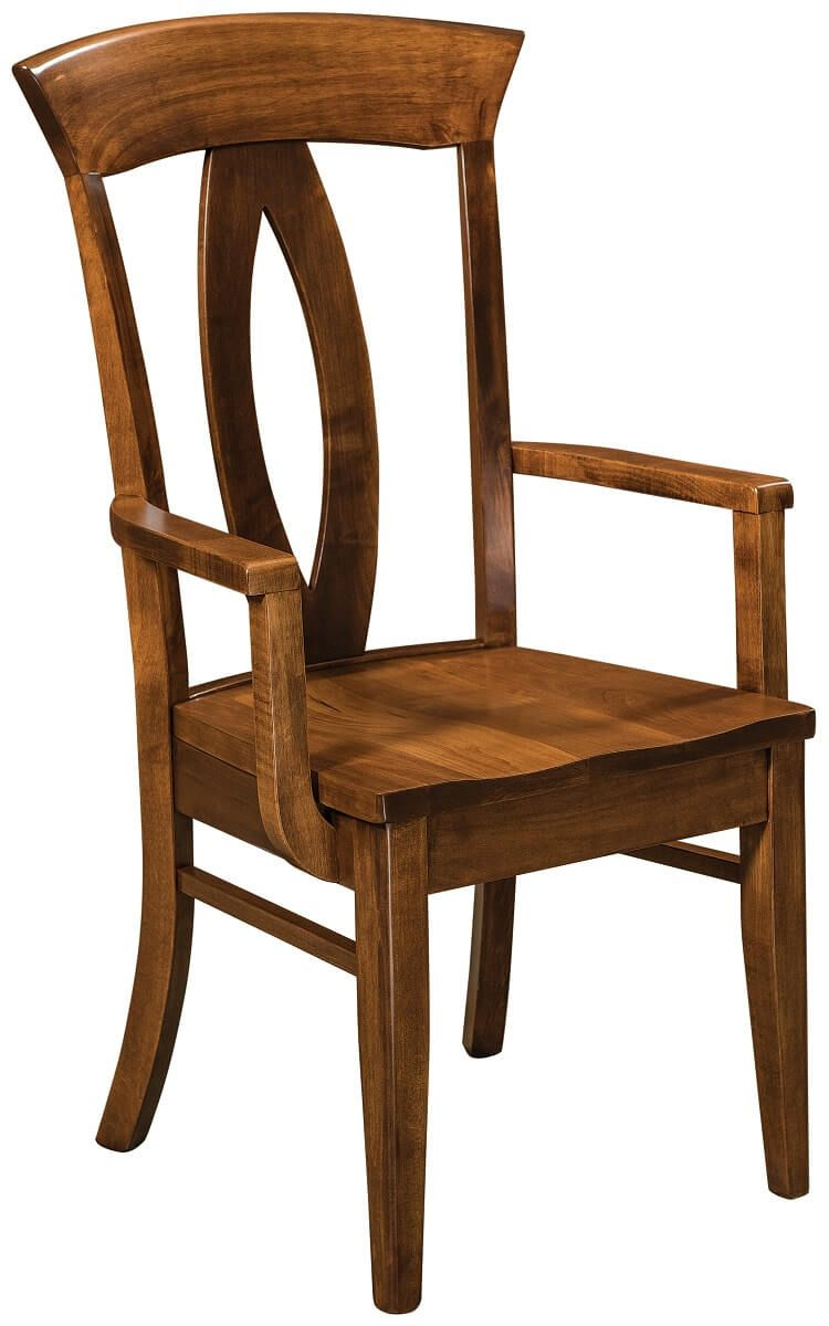 Farmhouse Dining Arm Chair