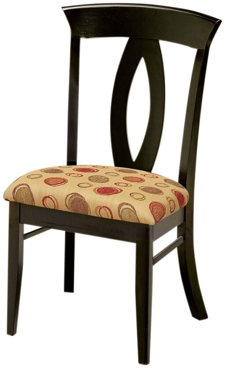 Amish French Country Side Chair