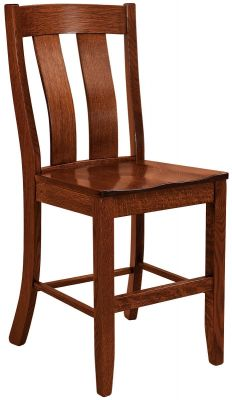 Big Sky Wooden Cafe Chair