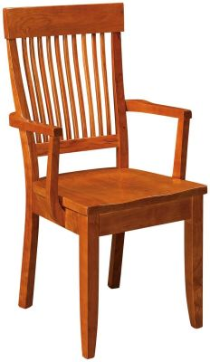 Bree Amish Arm Chair