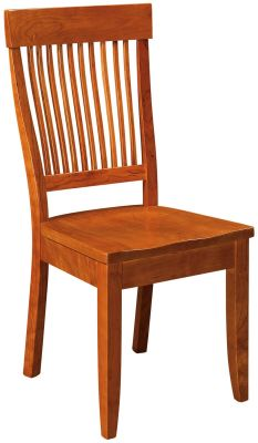 Bree Amish Side Chair