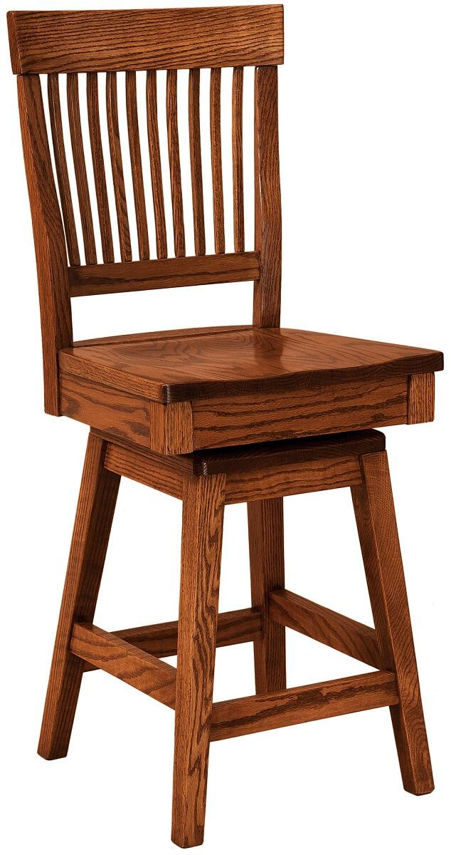 Bree Swivel Cafe Chair