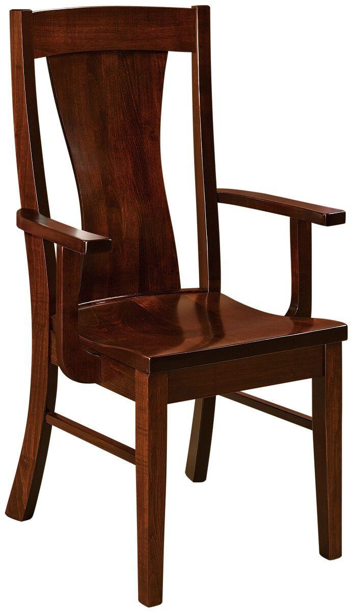 Briggs Modern Arm Chair