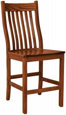 Busro Bistro Chair in Oak