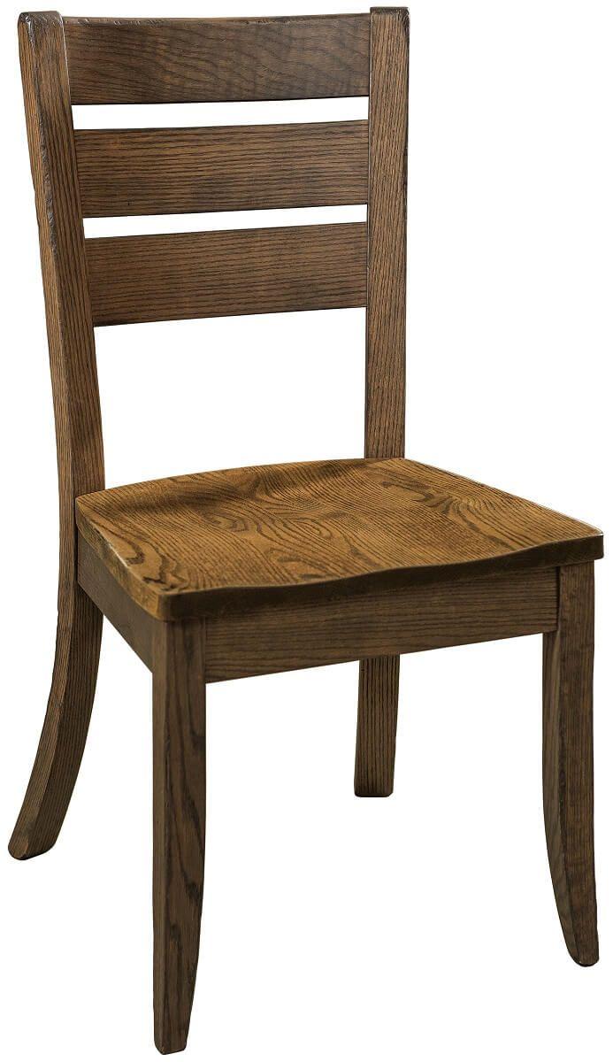 Oak Ladderback Chair