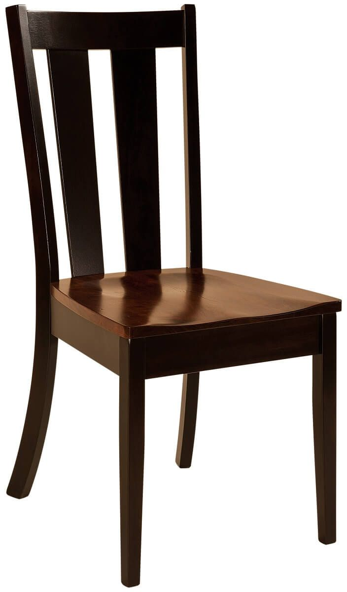 Claudio Wooden Side Chair