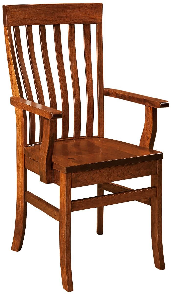 Clyde Hill Arm Dining Chair