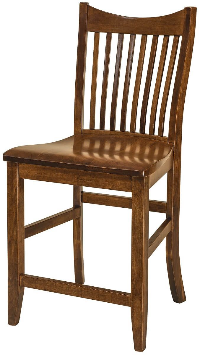 Cohen Amish Bar Chair