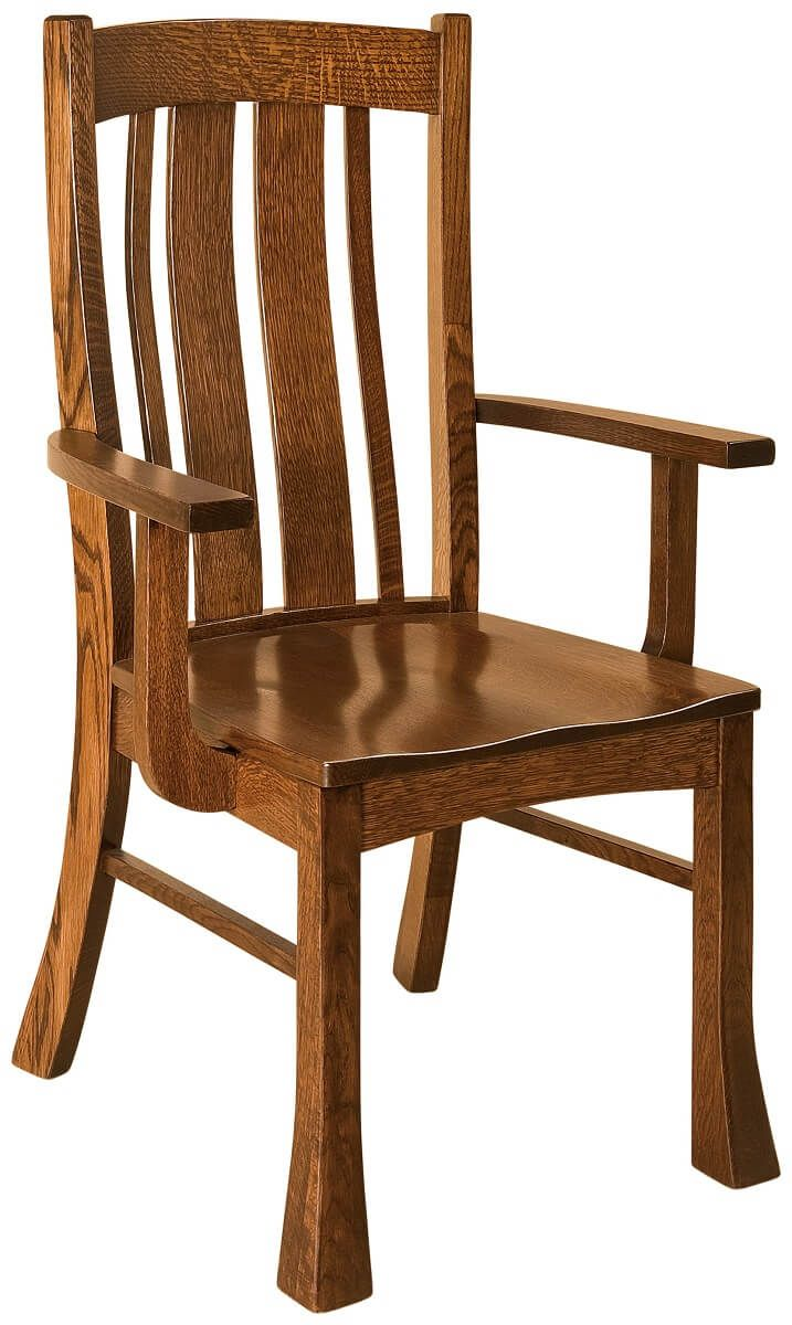 Cross Timbers Craftsman Arm Chair
