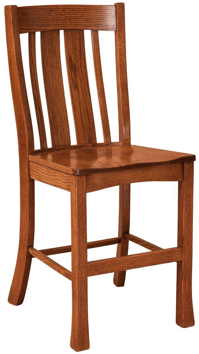 Cross Timbers Bar Chair