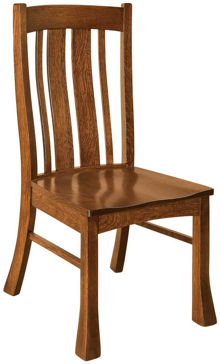 Cross Timbers Craftsman Side Chair