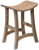 Dallas Saddle Stool