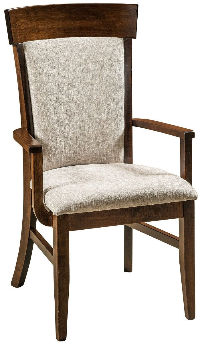 Damascus Upholstered Arm Chair