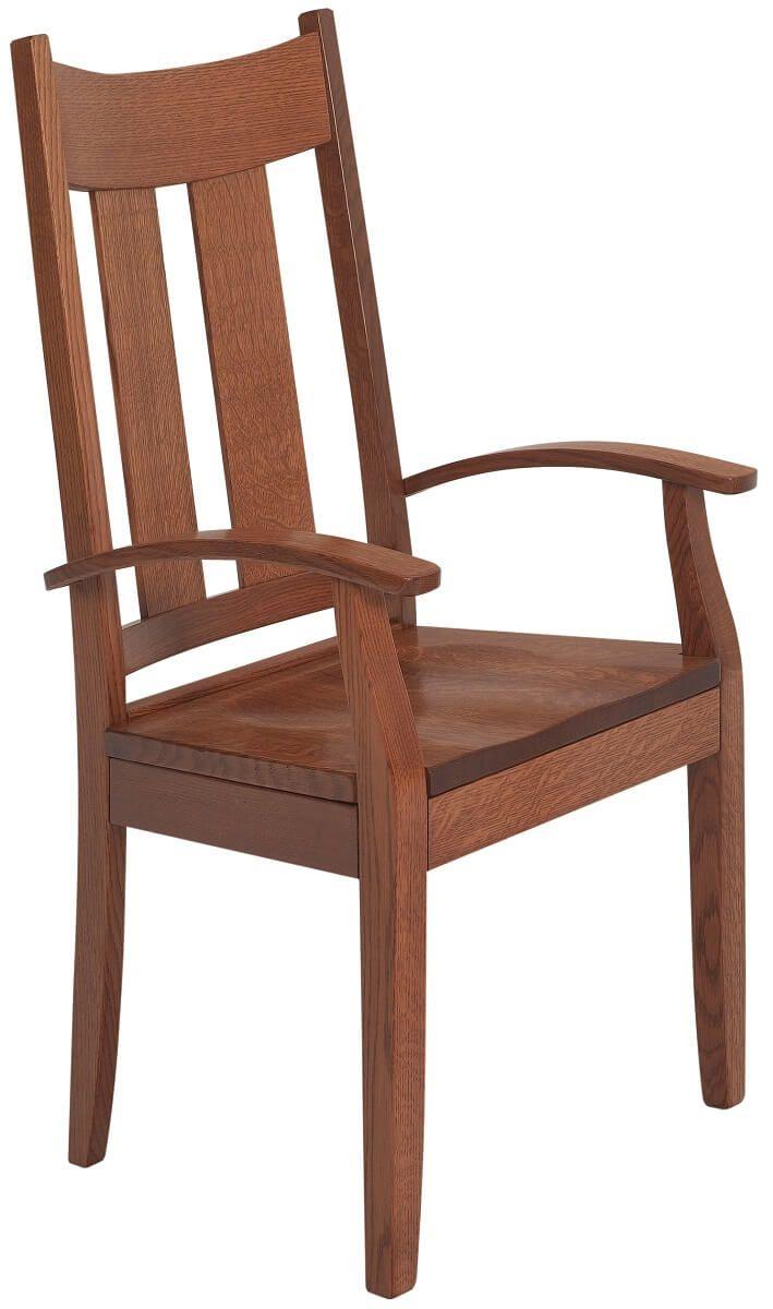 Quartersawn White Oak Dining Chair