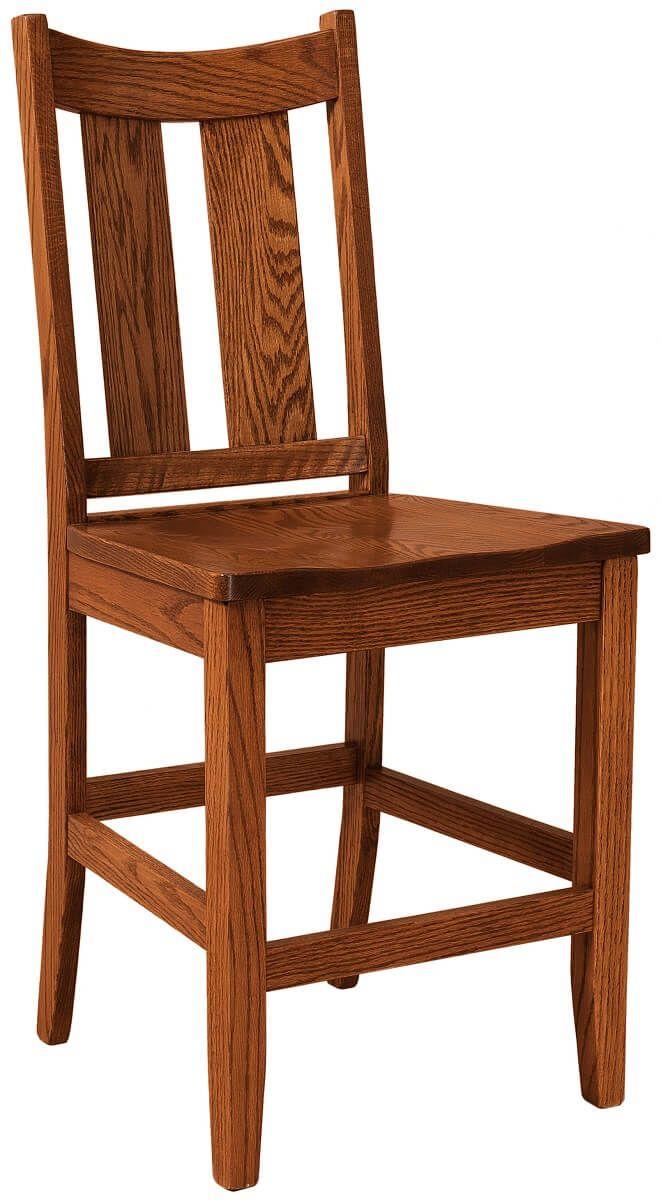 Flanagan Craftsman Bar Chair