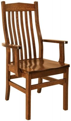 Amish Mission Dining Chair