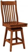 Flintridge Swivel Bar Chair