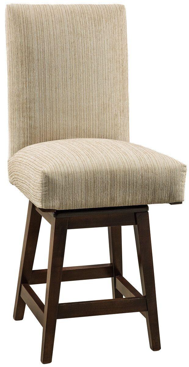 Hanley Swivel Bar Chair