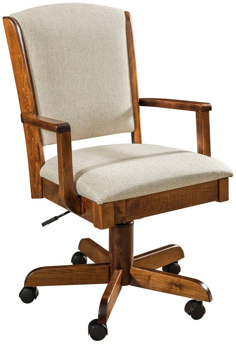 Modern Amish Made Office Chair