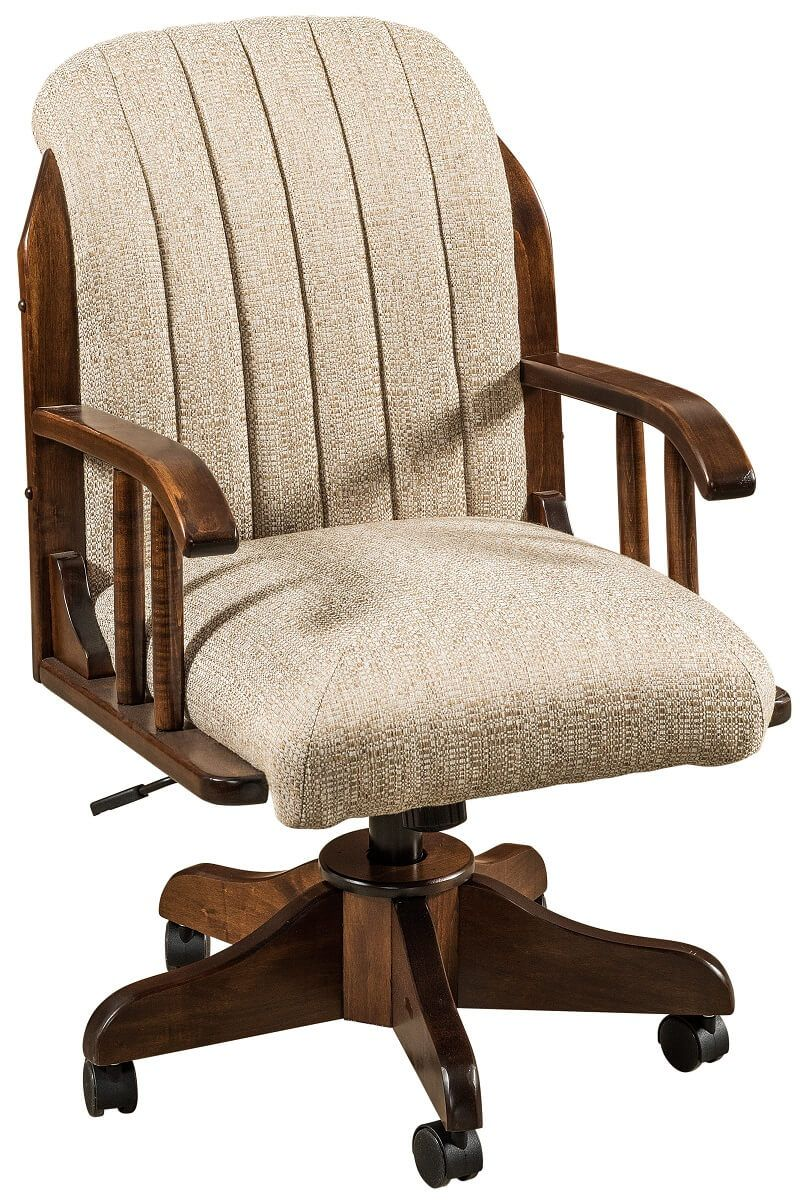 Interlaken Fabric Desk Chair