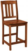 Jarrett Mission Counter Stool