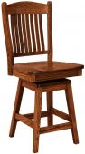 Keaton Swivel Pub Stool