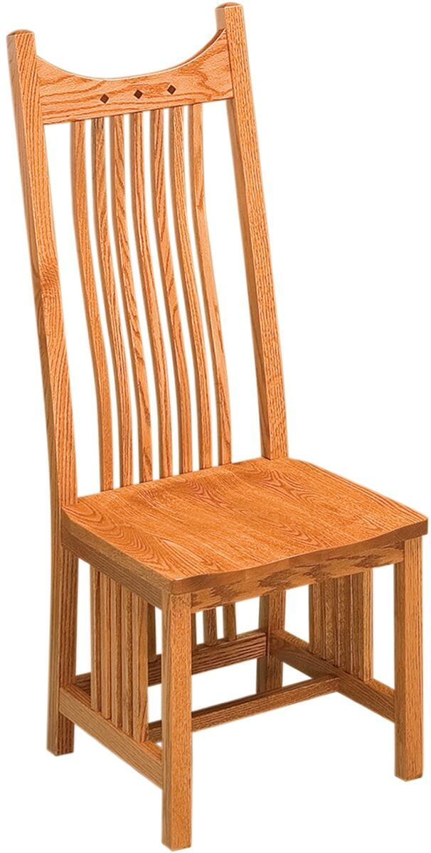 Laurel Mission Side Chair