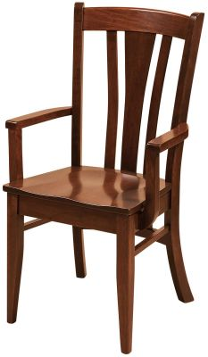 Amish Made Cherry Kitchen Chair
