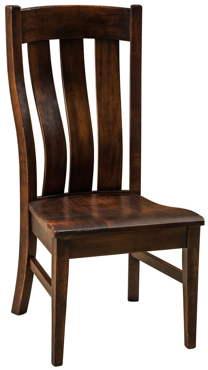 Makena Rustic Side Chair