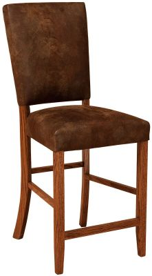Menlo Upholstered Cafe Chair