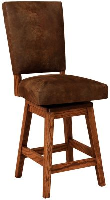 Menlo Swivel Cafe Chair