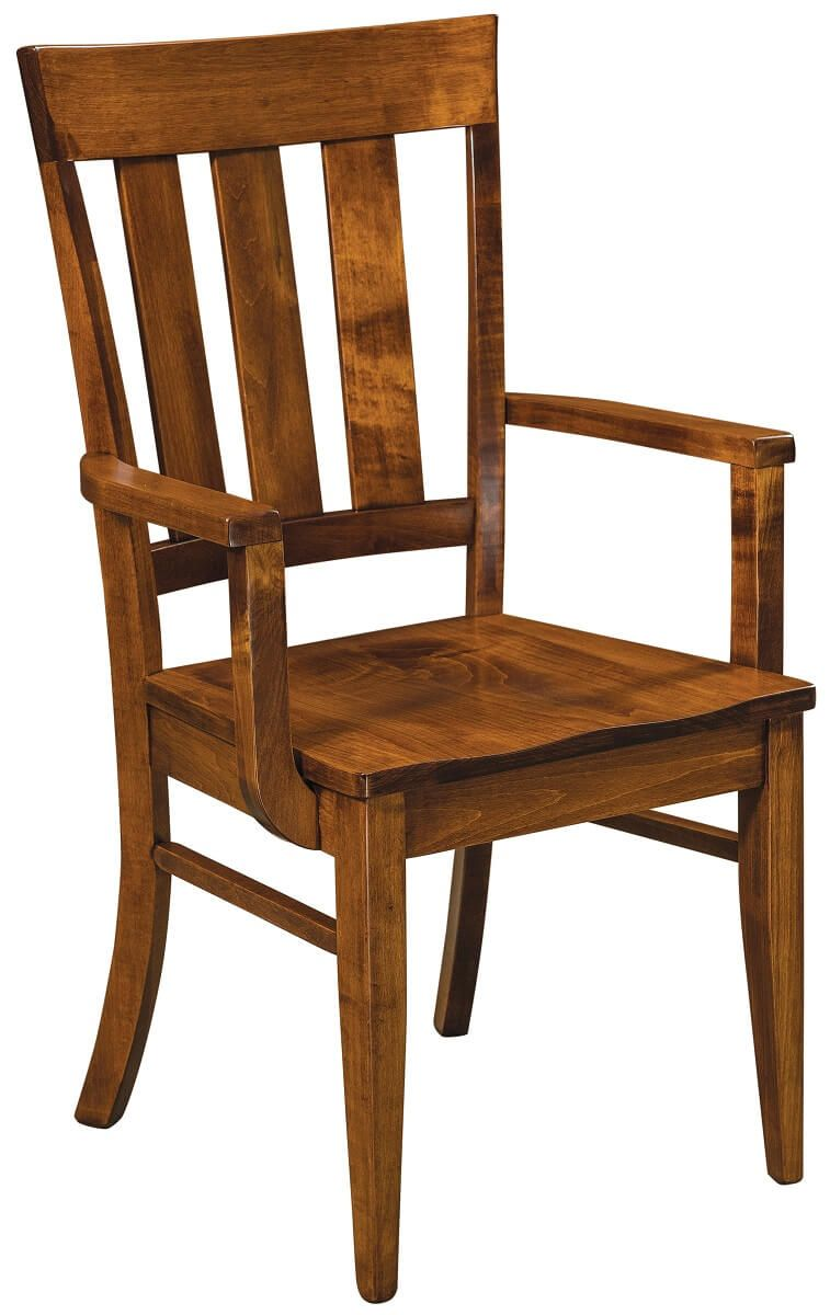 Mielec Dining Arm Chair