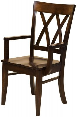 Morrison Hardwood Arm Chair