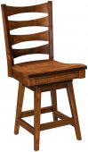 Novara Swivel Counter Stool