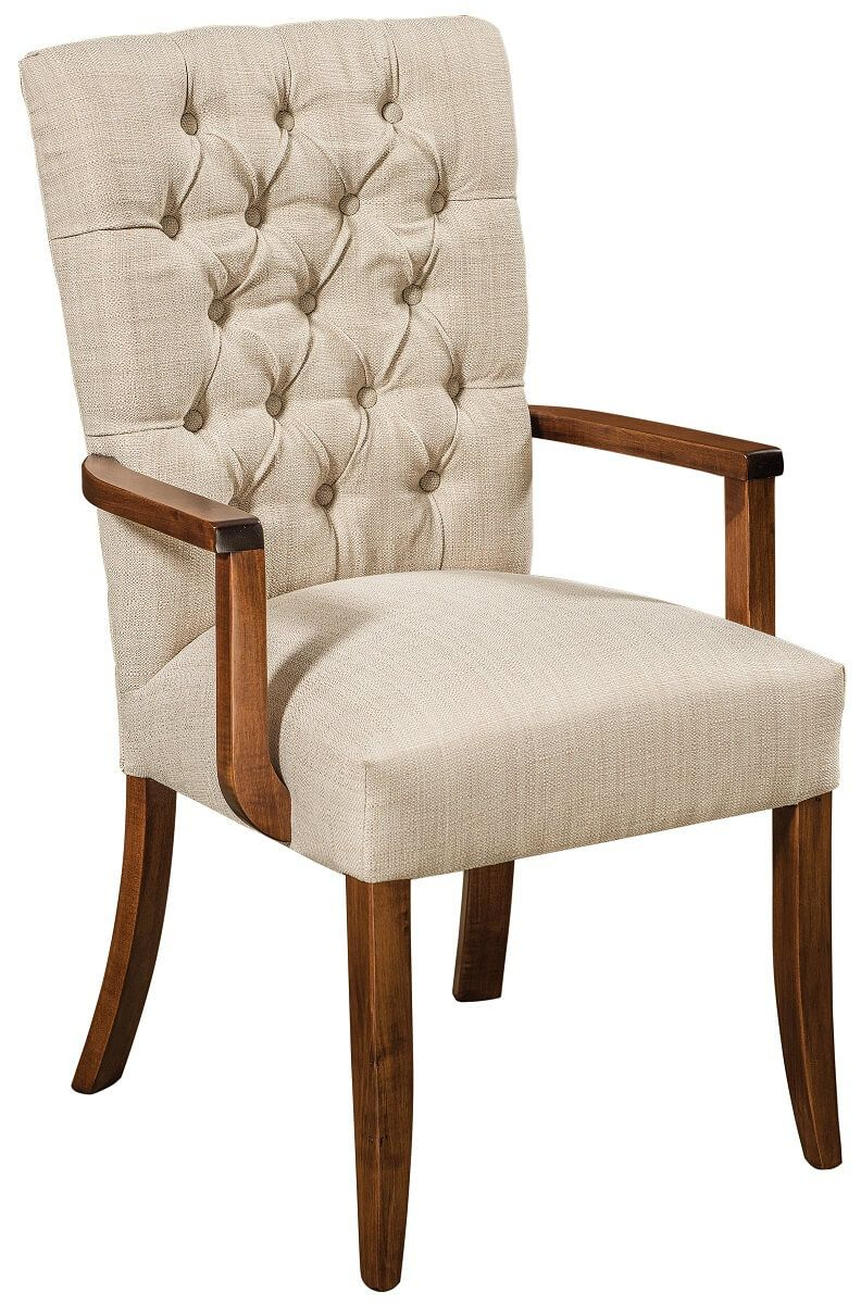 Palm Island Arm Chair
