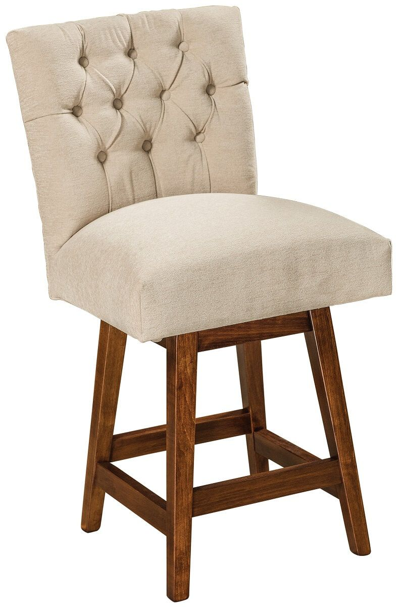 Palm Island Swivel Bar Chair