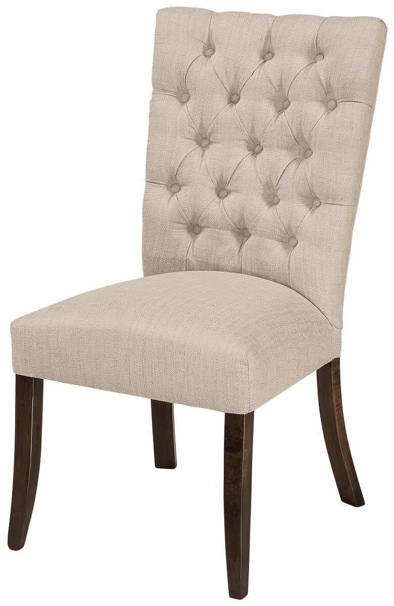 Palm Island Tufted Dining Chair