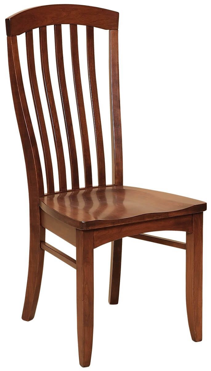 Piazza Solid Wood Side Chair