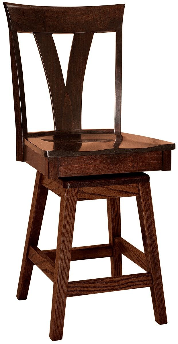Plaza Swivel Counter Chair