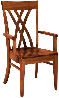 Risom Formal Arm Chair