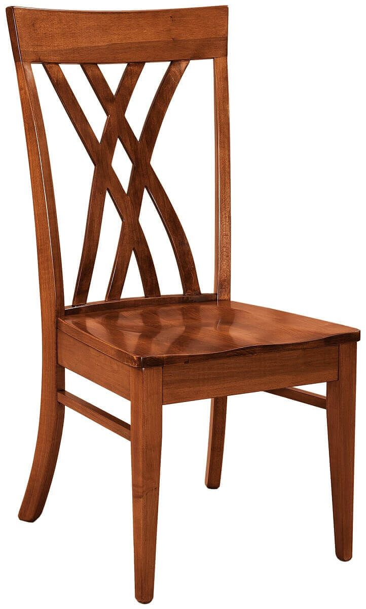Risom Formal Side Chair