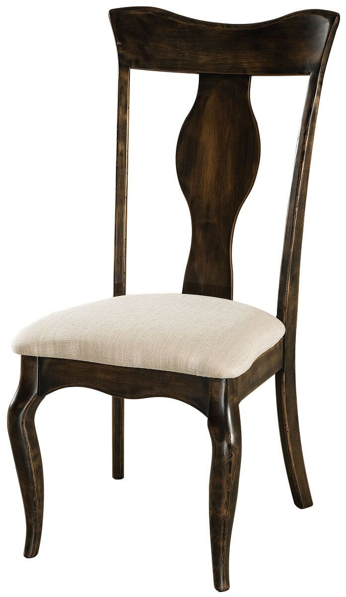 French Country Side Chair