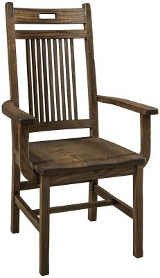 Sacramento Mission Side Chair