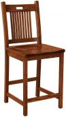 Sacramento Mission Kitchen Barstool