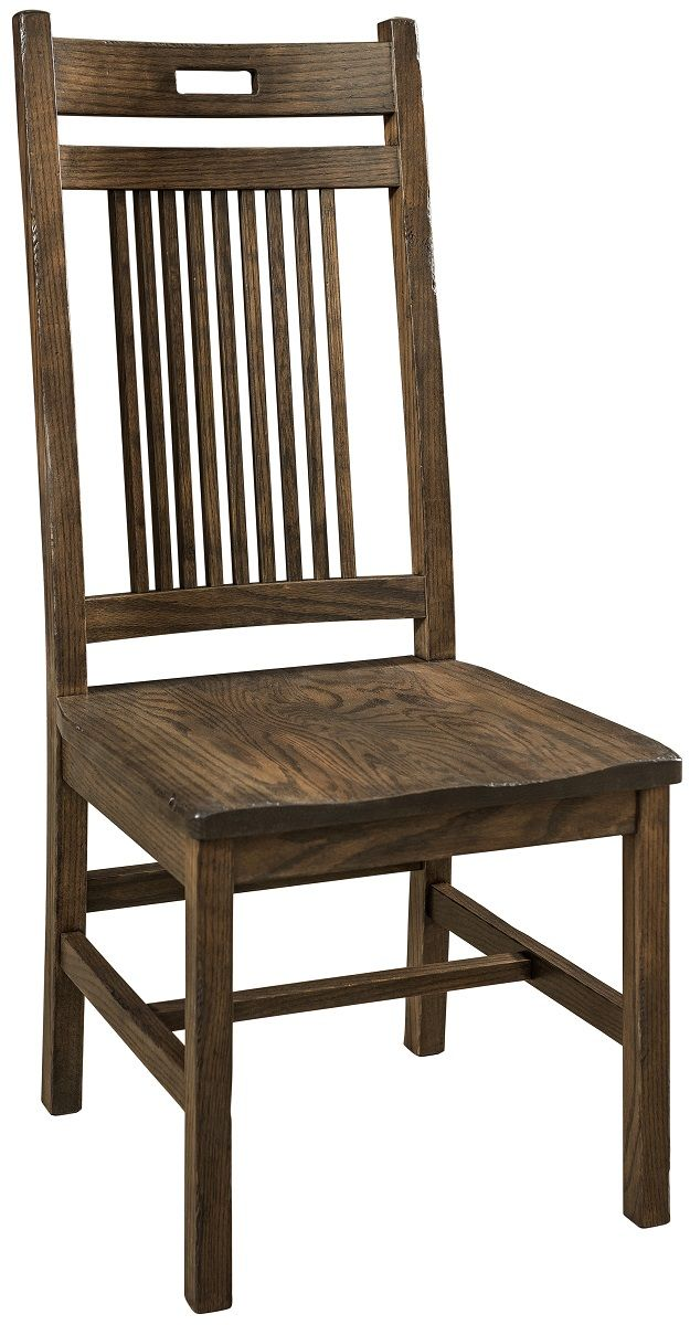 Sacramento Mission Arm Chair