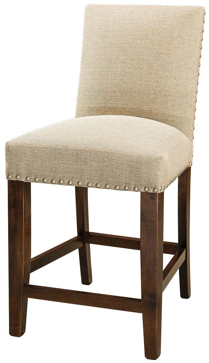 Salieri Upholstered Bar Chair