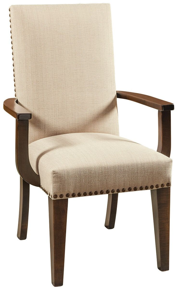 Salieri Upholstered Arm Chair